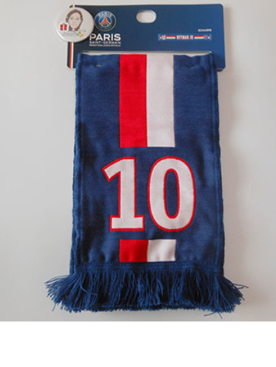 Echarpe PSG - Collection officielle PARIS SAINT GERMAIN